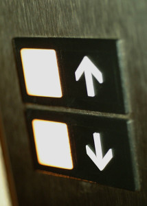 Elevator pitches can cause to your job search to go up or down.  What is yours doing for you?