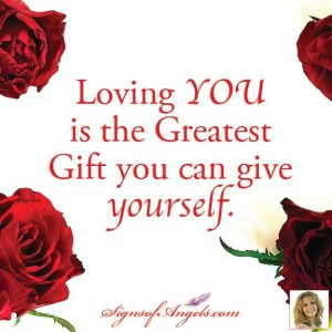 Loving yourself is the first step in believing in yourself.