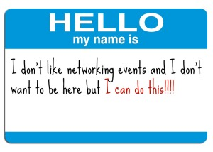 I can network.